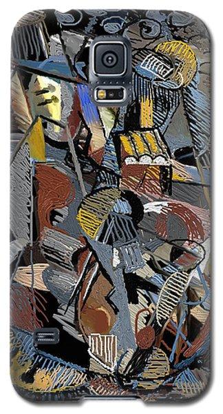 En-cas-de-nuit Galaxy S5 Case by Clyde Semler