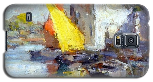 En Plein Air In Venice Galaxy S5 Case
