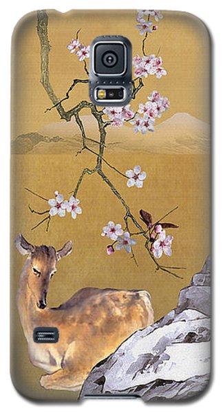 Enchanted Doe Galaxy S5 Case