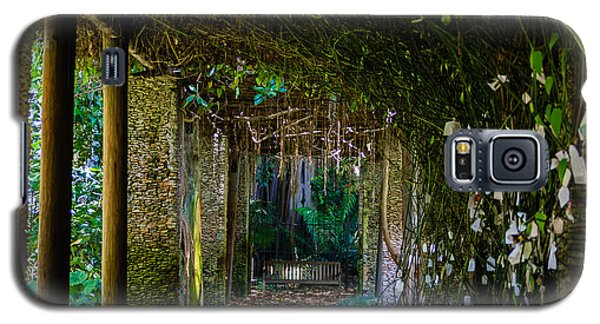 Enchanted Entrance Galaxy S5 Case