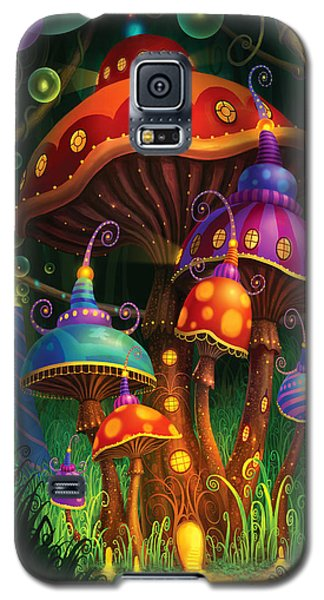 Enchanted Evening Galaxy S5 Case