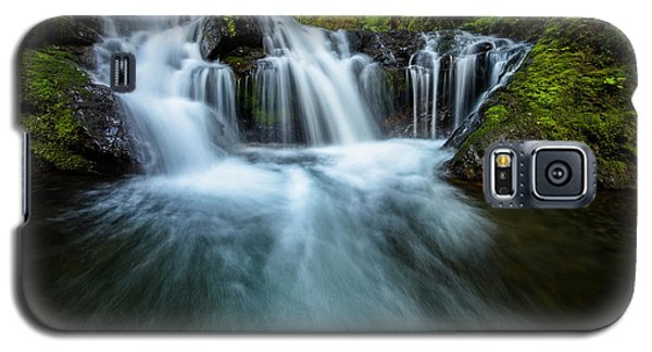 Enchanted Forest Galaxy S5 Case by Mike Lang