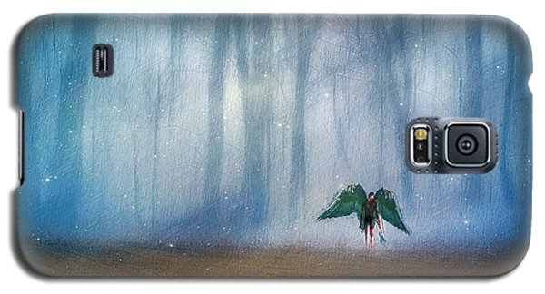 Galaxy S5 Case featuring the photograph Enchanted Forest by Yvonne Emerson AKA RavenSoul