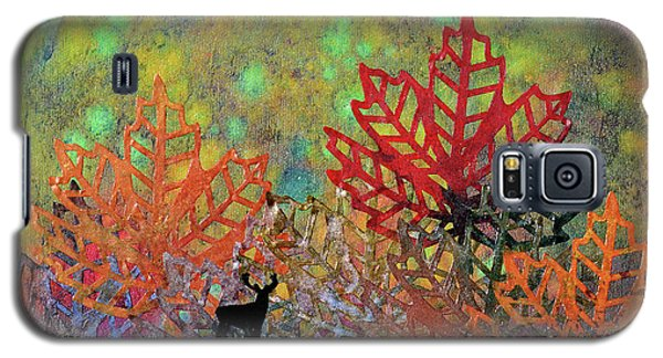 Enchanted Pathways Galaxy S5 Case by Donna Blackhall