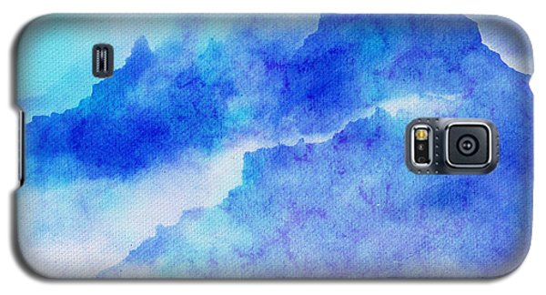 Galaxy S5 Case featuring the digital art Enchanted Scenery #4 by Klara Acel
