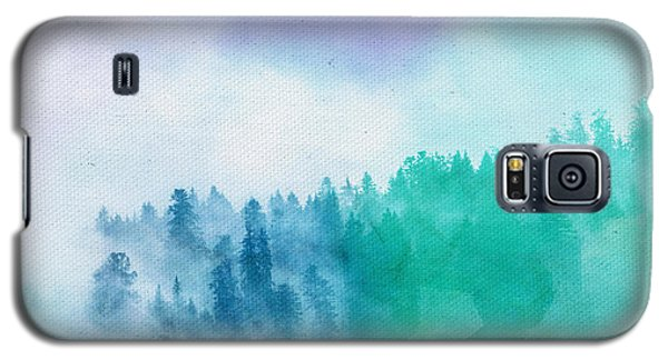 Galaxy S5 Case featuring the photograph Enchanted Scenery by Klara Acel