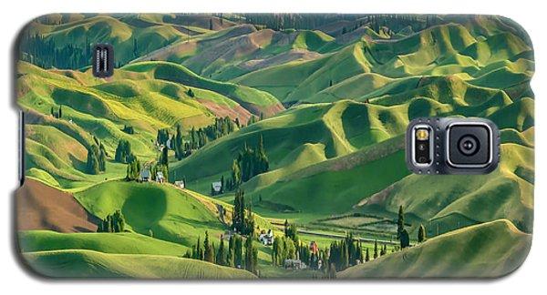 Enchanted Valley Award Winner Galaxy S5 Case