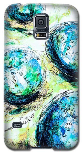 Enchanthing Sea Urchins Galaxy S5 Case