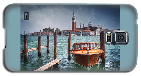 Enchanting Venice Galaxy S5 Case by Carol Japp