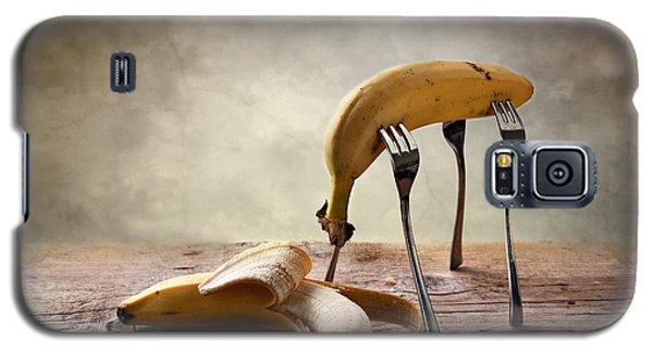 Banana Galaxy S5 Case - Encounter by Nailia Schwarz