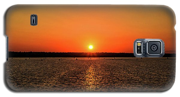 End Of Day Galaxy S5 Case by April Reppucci