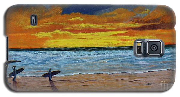 End Of Day Galaxy S5 Case by Myrna Walsh