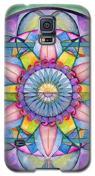 End Of Sorrow Mandala Galaxy S5 Case