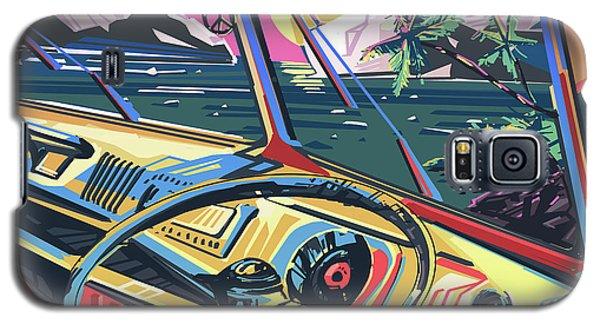 End Of Summer Galaxy S5 Case by Bekim Art