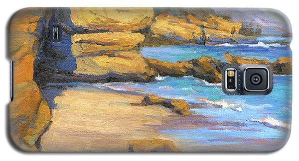 End Of Summer / Laguna Beach Galaxy S5 Case