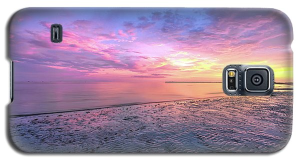 Galaxy S5 Case featuring the photograph End Of The Day. by Evelyn Garcia