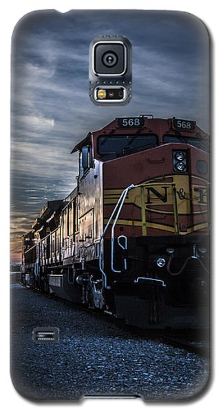 End Of The Day Galaxy S5 Case
