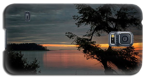 End Of The Trail Galaxy S5 Case by Randy Hall
