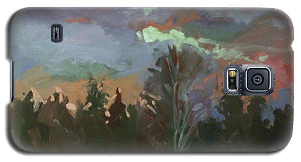 Winter's Last Flame Galaxy S5 Case