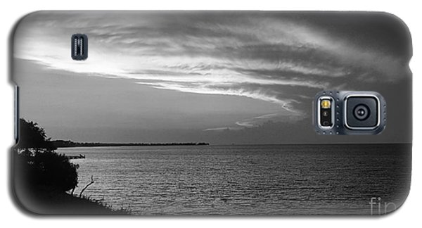 Ending The Day On Mobile Bay Galaxy S5 Case