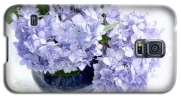 Galaxy S5 Case featuring the photograph Endless Summer Hydrangea Still Life by Louise Kumpf