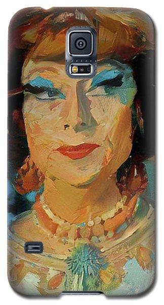 Endora Galaxy S5 Case by Richard Laeton