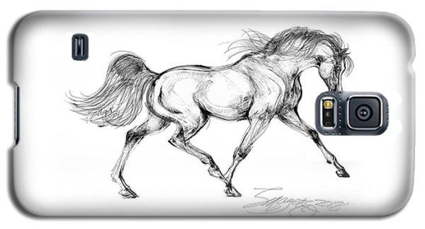 Endurance Horse Galaxy S5 Case