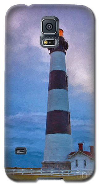 Galaxy S5 Case featuring the painting Enduring Strength by Dan Carmichael