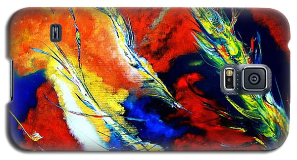 Energy Galaxy S5 Case by David Hatton
