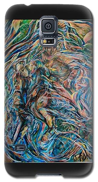 Energy Galaxy S5 Case by Dawn Fisher