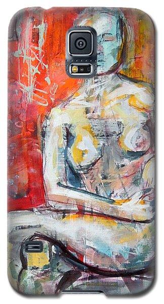Energy In Stillness Galaxy S5 Case by Mary Schiros