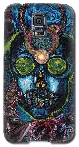 Energy Self Portrait Galaxy S5 Case