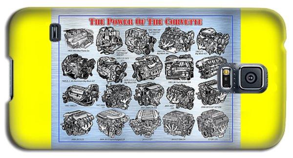 Eng-19_corvette-engines Galaxy S5 Case