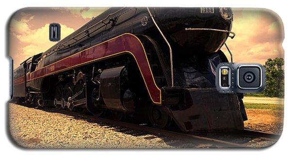Engine #611 In Ole Town Petersburg Virginia Galaxy S5 Case