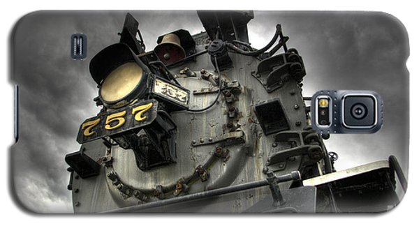 Train Galaxy S5 Case - Engine 757 by Scott Wyatt