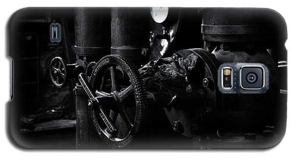 Galaxy S5 Case featuring the photograph Engine Room by Tim Nichols