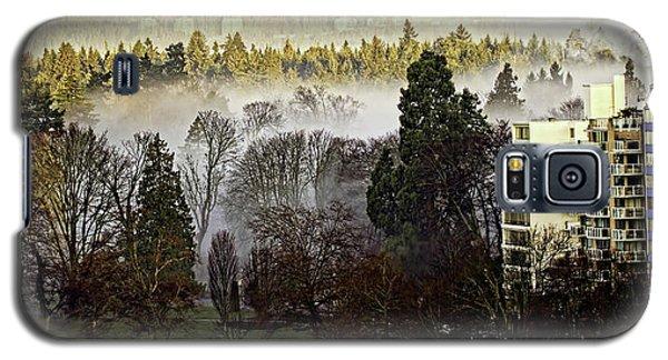 English Bay Fog Galaxy S5 Case