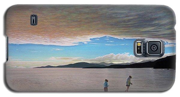 English Bay Vancouver Galaxy S5 Case