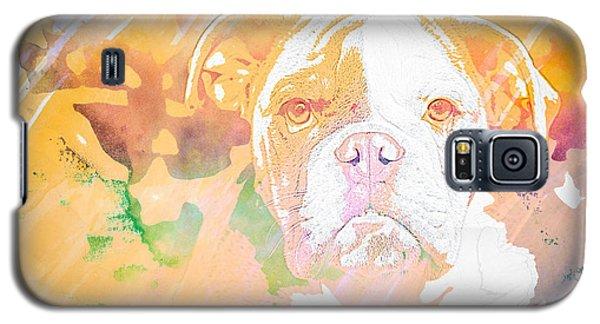 English Bulldog Wc Galaxy S5 Case