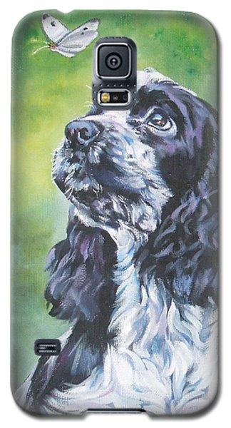 English Cocker Spaniel  Galaxy S5 Case