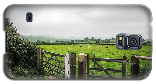 English Country Landscape 1 Galaxy S5 Case