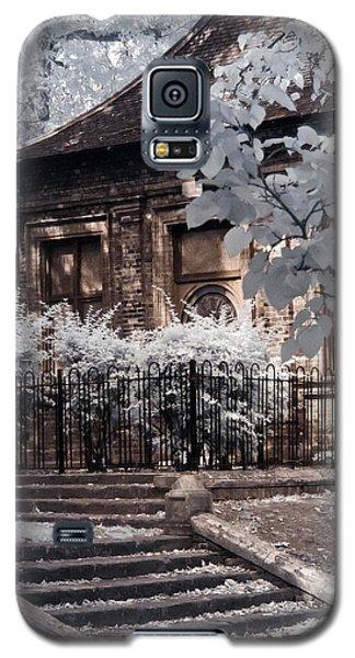 English Garden House Galaxy S5 Case