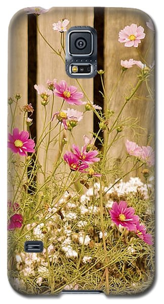 English Garden Galaxy S5 Case by Susan Maxwell Schmidt