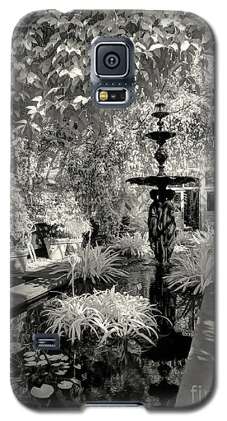 Enid A. Haupt Conservatory Galaxy S5 Case