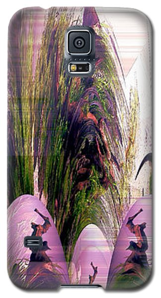Enigma No 2 Galaxy S5 Case