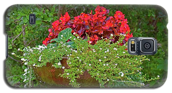 Enjoy The Garden Galaxy S5 Case