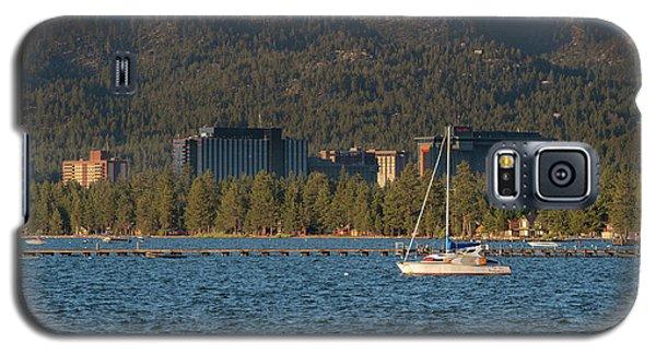 Enjoying The Lake Galaxy S5 Case