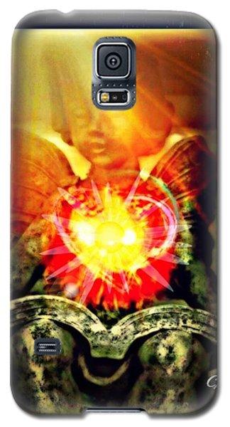 Enlightenment Galaxy S5 Case