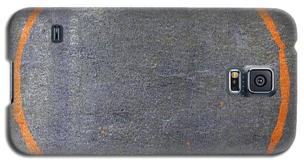Galaxy S5 Case featuring the digital art Enso 2017-20 by Julie Niemela