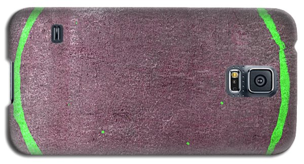 Galaxy S5 Case featuring the digital art Enso 2017-21 by Julie Niemela